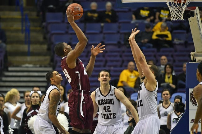 Southern Illinois Salukis vs. Missouri State Bears - 2/27/16 College Basketball Pick, Odds, and Prediction