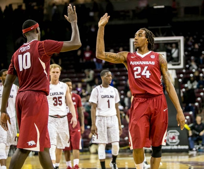 Arkansas vs. LSU - 3/7/15 College Basketball Pick, Odds, and Prediction