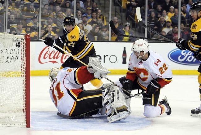 Calgary Flames vs. Boston Bruins - 12/4/15 NHL Pick, Odds, and Prediction