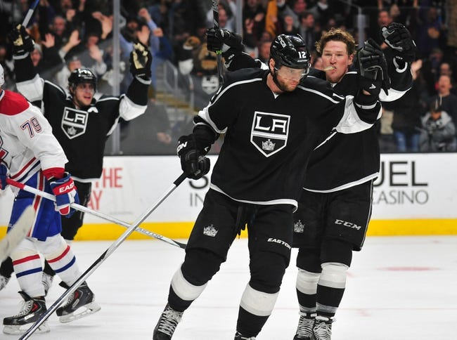 Montreal Canadiens vs. Los Angeles Kings - 12/17/15 NHL Pick, Odds, and Prediction