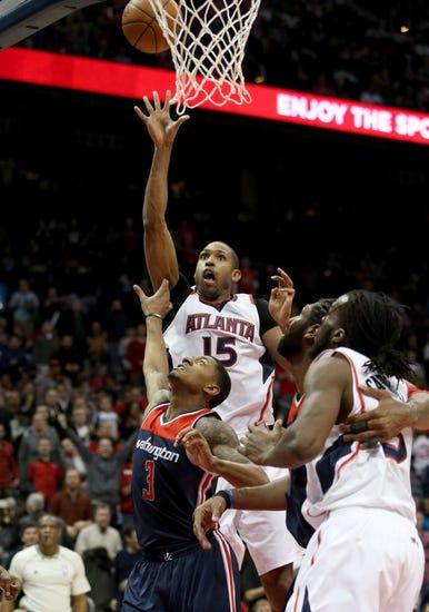 Washington Wizards vs. Atlanta Hawks - 4/12/15 NBA Pick, Odds, and Prediction