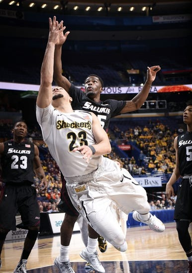 Southern Illinois  vs. Wichita State - 1/9/16 College Basketball Pick, Odds, and Prediction