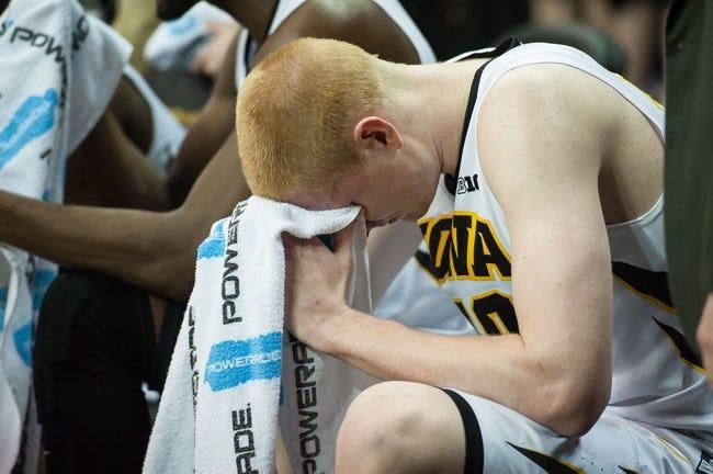 Iowa vs. Penn State - 3/12/15 College Basketball Pick, Odds, and Prediction