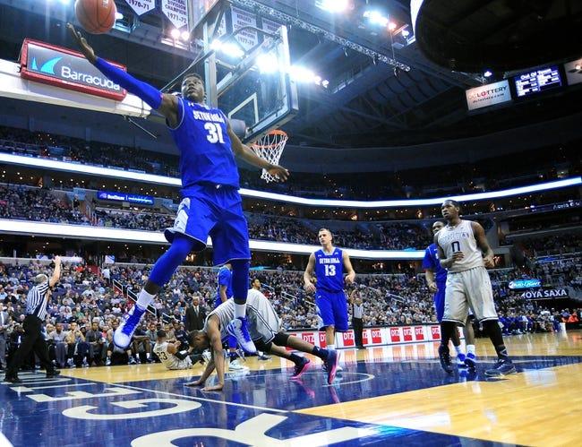 Seton Hall vs. Georgetown - 2/6/16 College Basketball Pick, Odds, and Prediction
