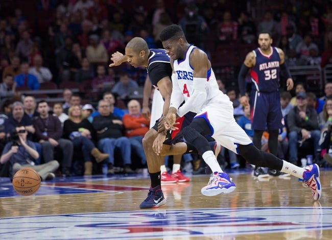 Atlanta Hawks vs. Philadelphia 76ers - 12/16/15 NBA Pick, Odds, and Prediction