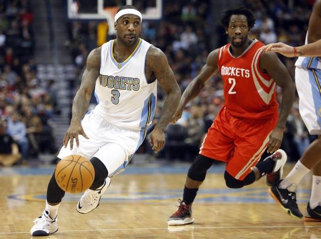 Rockets vs. Nuggets - 3/19/15 NBA Pick, Odds, and Prediction