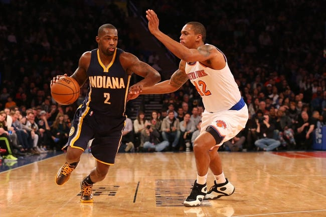 New York Knicks at Indiana Pacers  - 2/24/16 NBA Pick, Odds, and Prediction