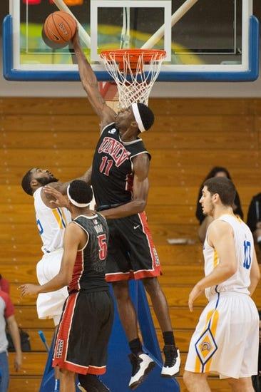 Cal Poly Mustangs vs. UNLV Rebels - 11/13/15 College Basketball Pick, Odds, Prediction