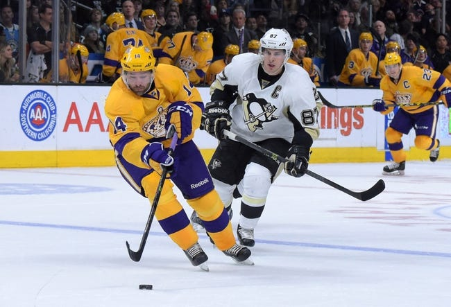 Los Angeles Kings vs. Pittsburgh Penguins - 12/5/15 NHL Pick, Odds, and Prediction
