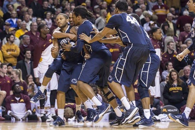 Purdue vs. Penn State - 3/13/15 Big Ten Quarterfinal Pick, Odds, and Prediction