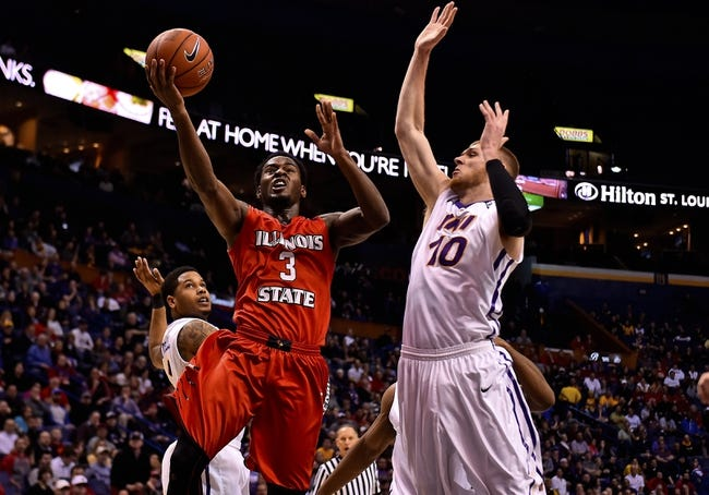 Illinois State vs. Wisc-Green Bay - NIT Tournament - 3/18/15 Pick, Odds, and Prediction