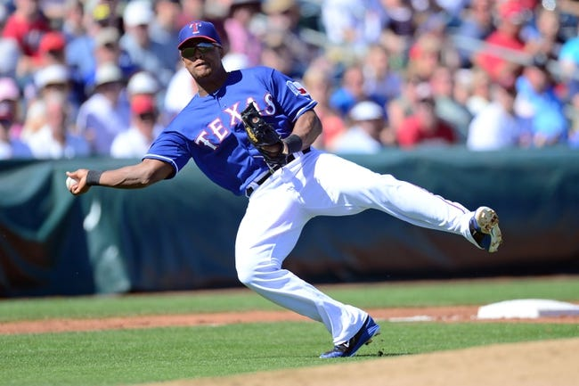 Fantasy Baseball Draft 2015: Top 10 Third Basemen (3B)
