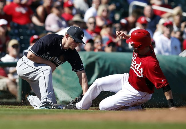 Cincinnati Reds vs. Seattle Mariners - 5/20/16 MLB Pick, Odds, and Prediction