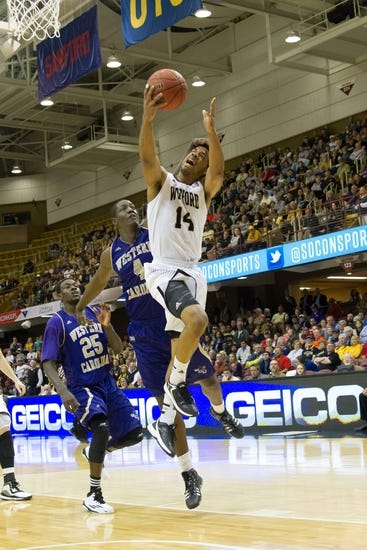 Western Carolina vs. Wofford - 2/25/16 College Basketball Pick, Odds, and Prediction