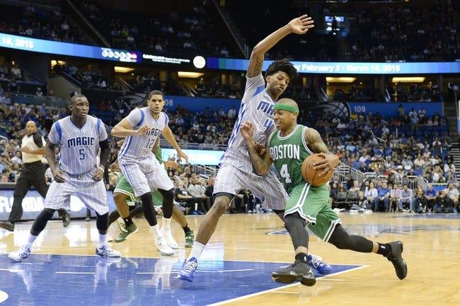 Celtics vs. Magic - 3/13/15 NBA Pick, Odds, and Prediction
