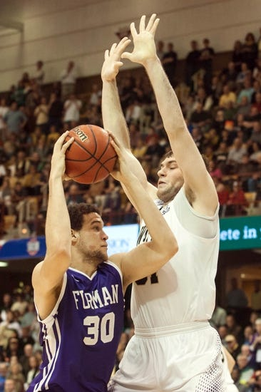 Appalachian State Mountaineers vs. Furman Paladins - 11/17/15 College Basketball Pick, Odds, and Prediction