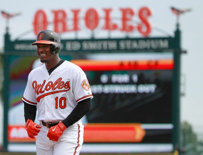 Tampa Bay Rays vs. Baltimore Orioles - 4/6/15 MLB Pick, Odds, and Prediction