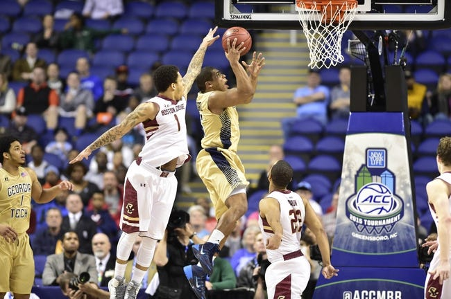 Boston College Eagles vs. Georgia Tech Yellow Jackets - 2/27/16 College Basketball Pick, Odds, and Prediction