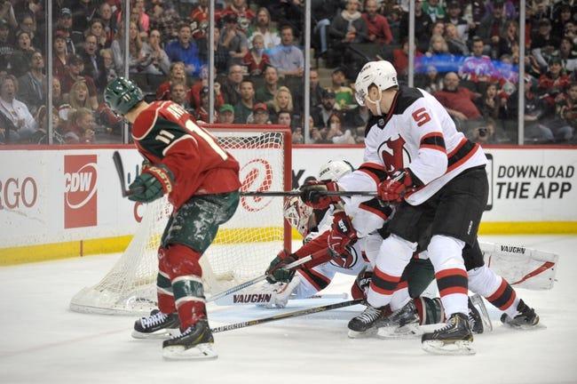 Devils vs. Wild - 3/17/16 NHL Pick, Odds, and Prediction
