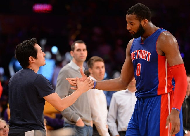 Pistons at Lakers - 11/15/15 NBA Pick, Odds, and Prediction