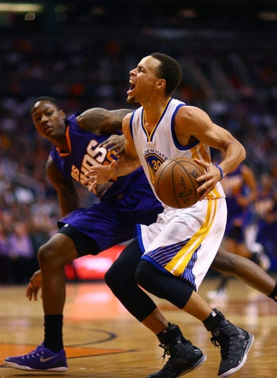Golden State Warriors vs. Phoenix Suns - 4/2/15 NBA Pick, Odds, and Prediction