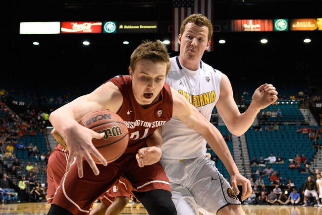 Washington State vs. Northern Arizona 11/13/15 - College Basketball Pick, Odds, and Prediction