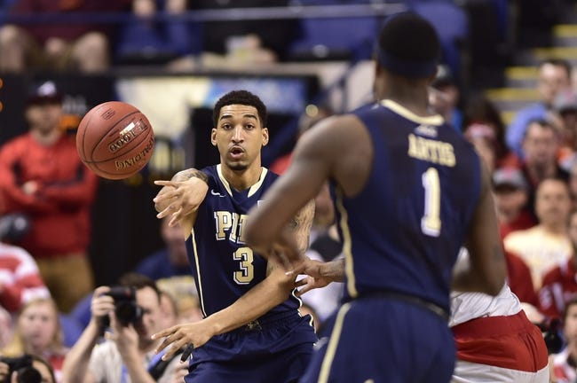 Pittsburgh vs. George Washington - 3/17/15 NIT Pick, Odds, and Prediction