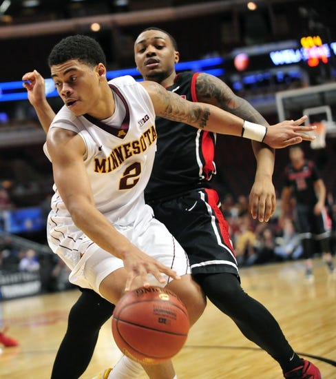 Minnesota Golden Gophers vs. Rutgers Scarlet Knights - 2/23/16 College Basketball Pick, Odds, and Prediction