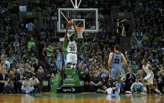 Grizzlies vs. Celtics - 1/10/16 NBA Pick, Odds, and Prediction