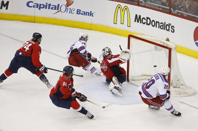 Rangers vs. Capitals - 3/29/15 NHL Pick, Odds, and Prediction