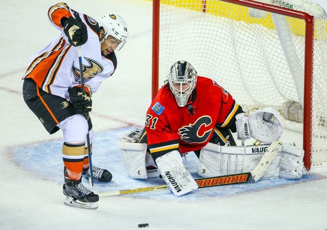 Anaheim Ducks vs. Calgary Flames - 4/30/15 NHL Pick, Odds, and Prediction