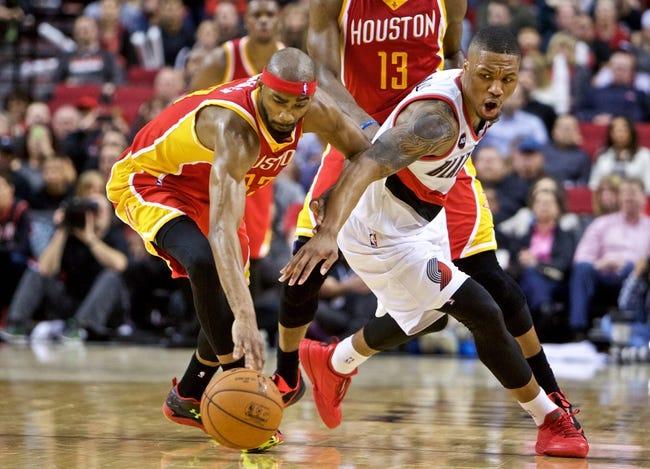 Houston Rockets vs. Portland Trail Blazers - 11/18/15 NBA Pick, Odds, and Prediction