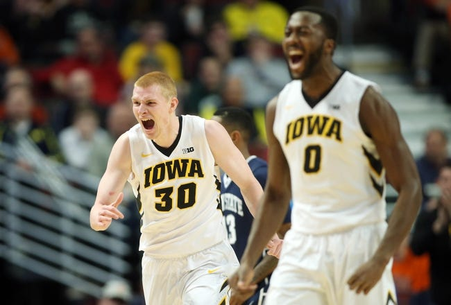 Iowa vs. Davidson NCAA Tournament - 3/20/15 College Basketball Pick, Odds, and Prediction