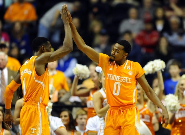 Arkansas vs. Tennessee SEC Tournament - 3/13/15 College Basketball Pick, Odds, and Prediction