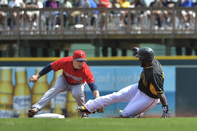 MLB | Minnesota Twins (21-17) at Pittsburgh Pirates (18-20)