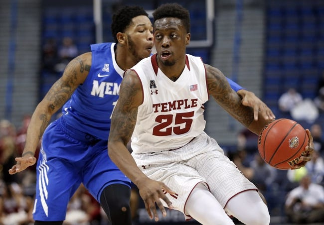 SMU vs. Temple AAC Tournament - 3/14/15 College Basketball Pick, Odds, and Prediction