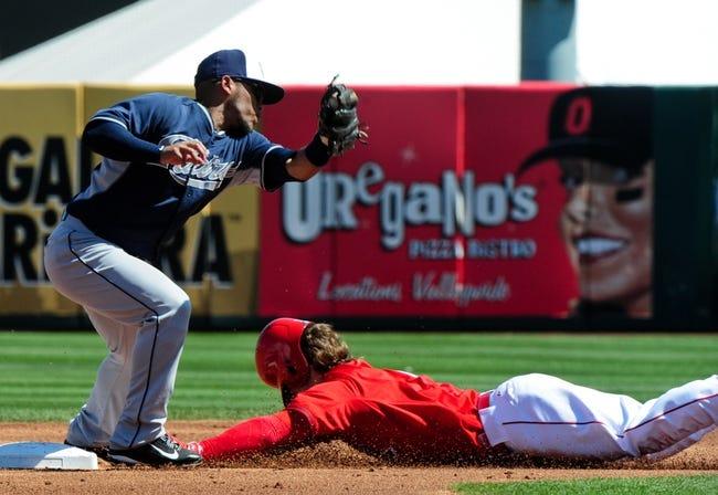 Padres at Angels - 5/25/15 MLB Pick, Odds, and Prediction