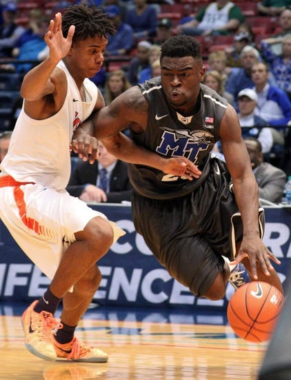 Middle Tennessee vs. Florida Atlantic - 2/4/16 College Basketball Pick, Odds, and Prediction