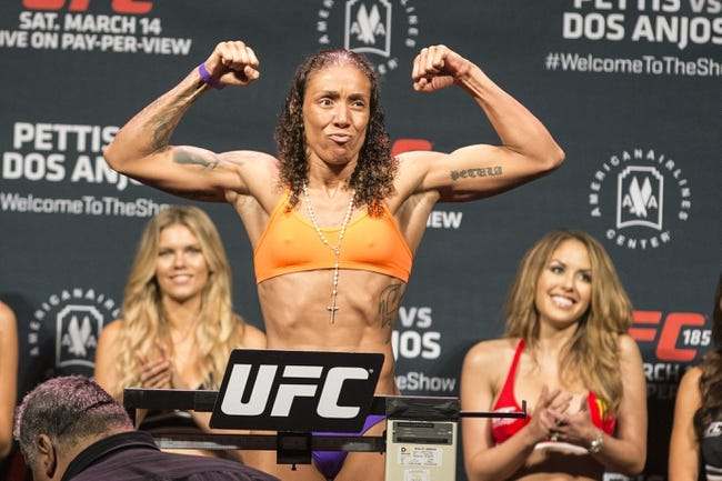 Germaine de Randamie vs. Anna Elmose UFC Fight Night 87 Pick, Preview, Odds, Prediction - 5/8/16
