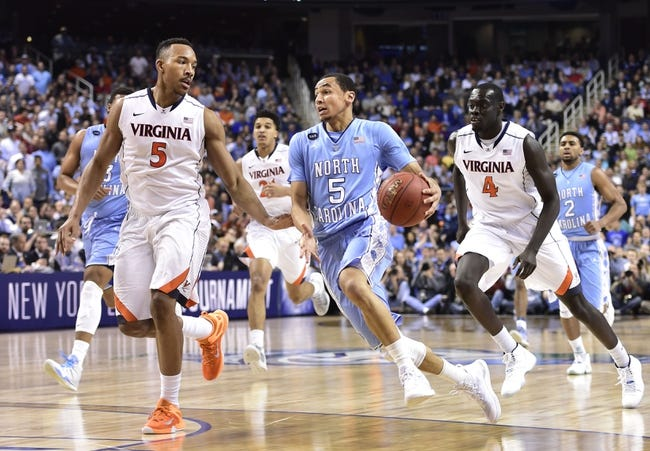 North Carolina vs. Harvard - NCAA Tournament - 3/19/15 Pick, Odds, and Prediction