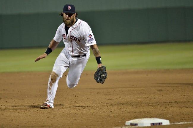 New York Yankees vs. Boston Red Sox - 4/10/15 MLB Pick, Odds, and Prediction