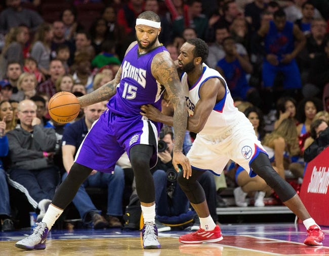 76ers at Kings - 3/24/15 NBA Pick, Odds, and Prediction