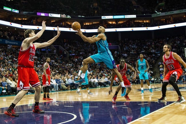 Bulls vs. Hornets - 3/23/15 NBA Pick, Odds, and Prediction