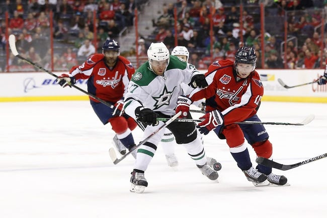 Washington Capitals vs. Dallas Stars - 11/19/15 NHL Pick, Odds, and Prediction