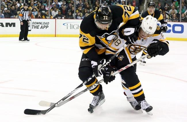 Boston Bruins vs. Pittsburgh Penguins - 12/16/15 NHL Pick, Odds, and Prediction
