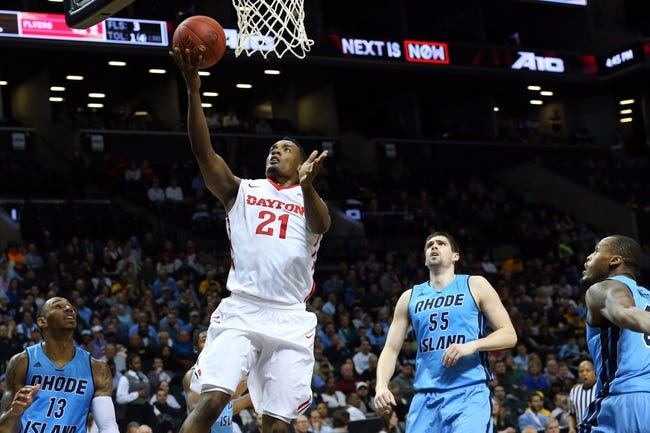 Rhode Island Rams vs. Dayton Flyers - 2/12/16 College Basketball Pick, Odds, and Prediction
