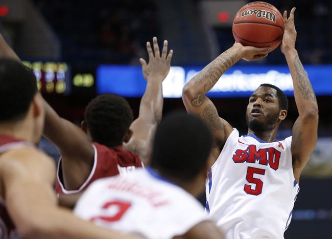 Southern Methodist Mustangs vs. Connecticut Huskies AAC Championship - 3/15/15 College Basketball Pick, Odds, and Prediction