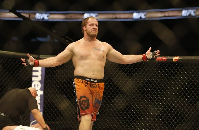 Jared Rosholt vs. Timothy Johnson MMA Pick, Preview, Odds, Prediction - 8/8/15