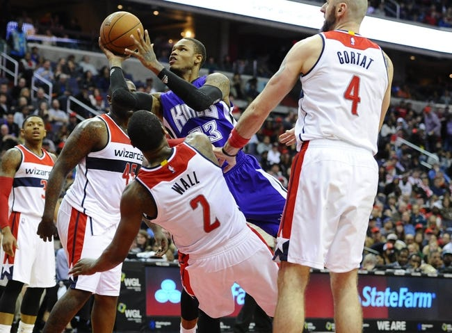 Kings vs. Wizards - 3/22/15 NBA Pick, Odds, and Prediction