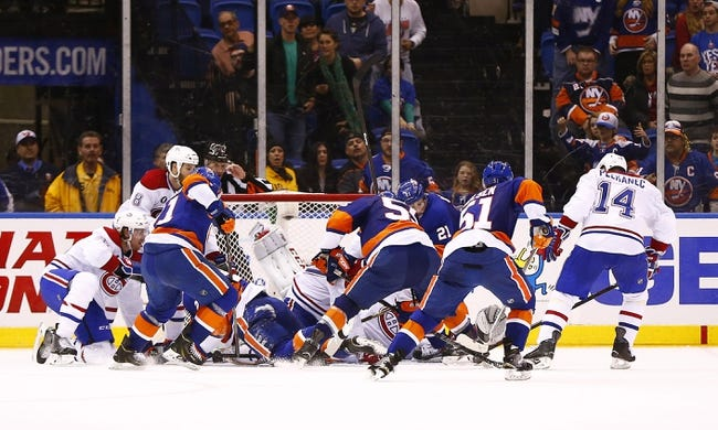 Montreal Canadiens vs. New York Islanders - 11/5/15 NHL Pick, Odds, and Prediction